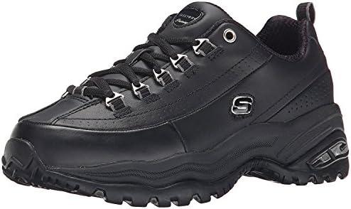 Skechers Sport Women s Premium Sneaker Black 9 M US product image