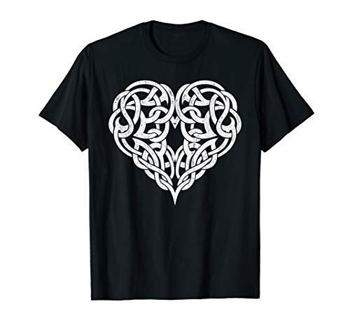 Celtic Heart Knot Tattoo T-Shirt T-Shirt