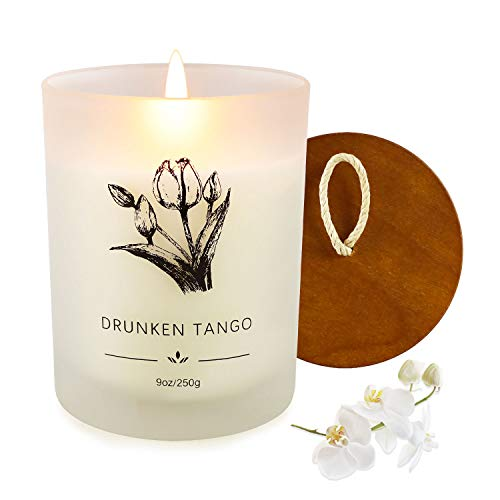 Scented Candles, Aromatherapy Candles for Home, 8.82 Ounces 55 Hours Work Time Candle, Jar Soy...