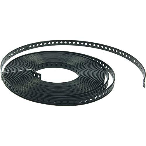 Metallmontageband Kunststoffummantelt (MZ024) 10 Meter
