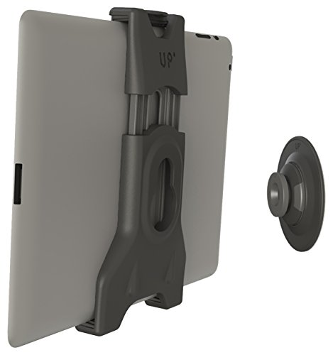 Exelium UP160 Supporto Universale per Tablet/Pc, 7-12 Pollici, Nero