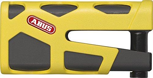 ABUS Bremsscheibenschloss Granit Sledg 77 gelb