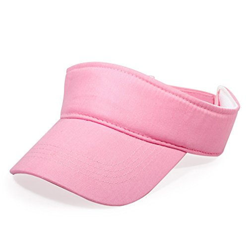 Amorar Baumwolle Topless Visor Sonnenhut Sommer Outdoor Sports Baseball Golf Caps für Kinder Kinder,EINWEG Verpackung