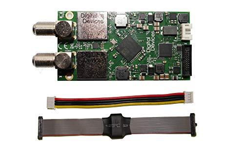 Digital Devices Octopus NET Twin Tuner TV Erweiterungsmodul DVB-S/S2 - DD Duoflex S2 V4A | Octopus NET Only