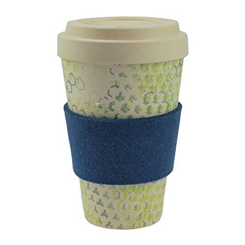 ebos Coffee-to-Go-Becher Bambus Dynamic New II, 450 ml