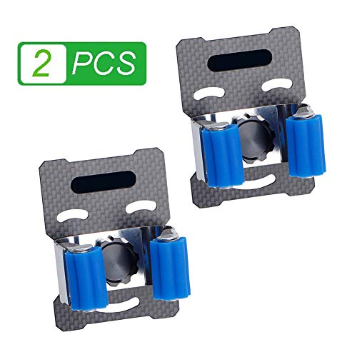 StepX Bicycle Parking Buckle Wall Mount Hook Road Bike Parking Buckle Portable Wall Rack Indoor Vertical Bracket Cycling Display Stand(Color:Blue)