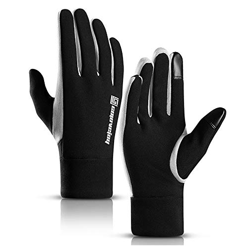 CIMA Winterhandschuhe Herren Damen Touchscreen Fahrradhandschuhe Männer Winter Wasserdicht Gloves Thinsulate Handschuhe Für Reiten Laufen Skifahren Wandern Radfahren Motorrad.