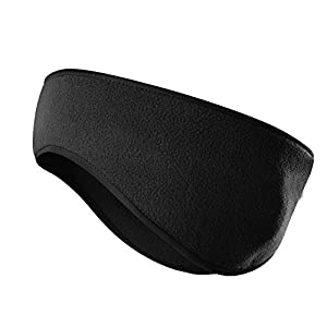 JOEYOUNG Fleece Ear Warmers/Muffs Headband for Men & Women Kids Perfect for Winter Running Yoga Skiing Work Out Riding Bike in Cold and Freezing Days