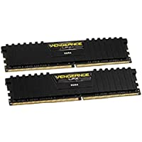 Corsair Vengeance LPX 32GB (2 x 16GB) PC4-24000 3000MHz DRAM 288-Pin DIMM Memory (Black)