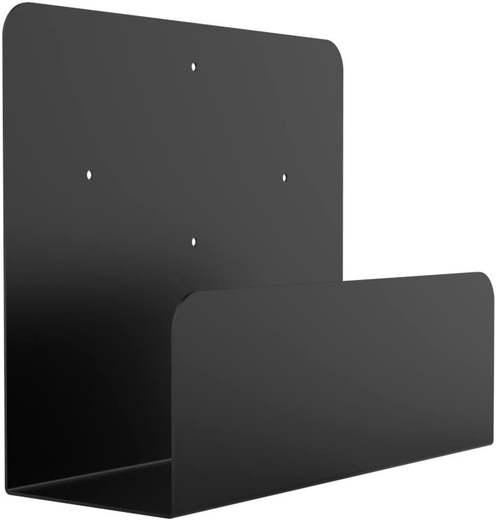 Oeveo Side Mount 143-10H x 4.5W x 12D | Computer Wall Mount for SFF Desktop Computers SCM-143