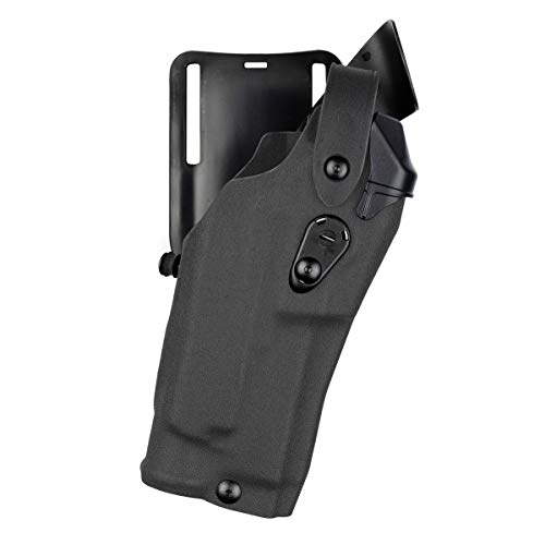 Safariland 6365RDS Level Three Retention Duty Holster, Red...