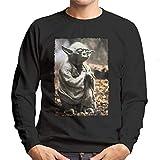 Star Wars Yodas Hut Men's Sweatshirt