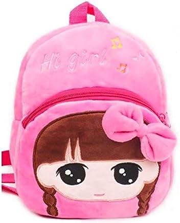 Frantic Soft Material Bag for Kids - Hi Girl