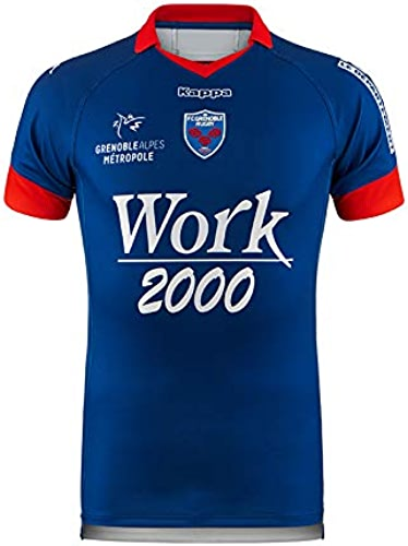Kappa Maillot Junior Domicile FC Grenoble Rugby 2018 19