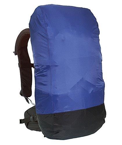 Sea To Summit Pack Cover 70d Nylon – protecteur de PLUIE pour sac à dos), Pour femme Hommes, Bleu pacifique, X-Small