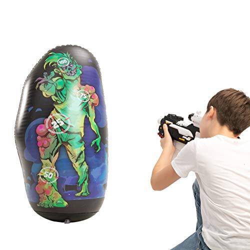 "JOYIN 36"" Zombie Inflatable Target, Shooting Practice Target for Foam Blaster Gun Toy (Double Sided)"