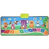 Sren Tappetino per Pianoforte, Pieghevole Tappetini Musicali per Bambini, 9 Chiavi Tastiera per Pianoforte Musicale Tappeto per Pista da Ballo Tocca Il Tappetino Giocattoli per La Prima Educazione
