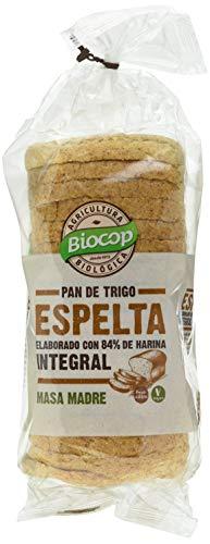 Biocop Pan Molde Espelta Integral Biocop 400 G