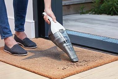 BLACK+DECKER Dustbuster Handheld Vacuum, Cordless, White (HNVC215B10)