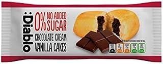 Diablo - Tarta de vainilla con crema de chocolate y azúcar