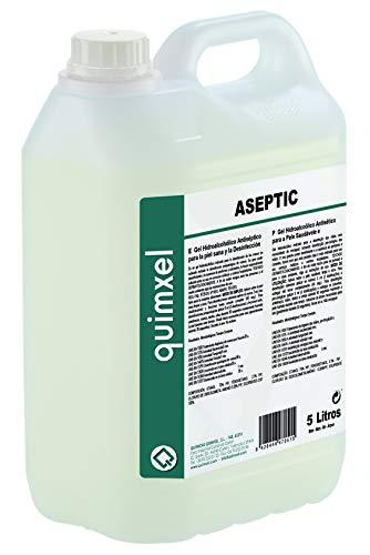 Gel Hidroalcohólico Antiséptico | Autorizado por AEMPS | Indicado para desinfección de piel sana | 5L |