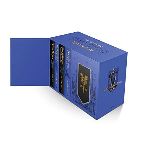 Harry Potter Ravenclaw House Editions Hardback Box Set: 1-7