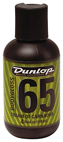 Dunlop 6574 Body Gloss 65 Cream of Carnauba 4oz.