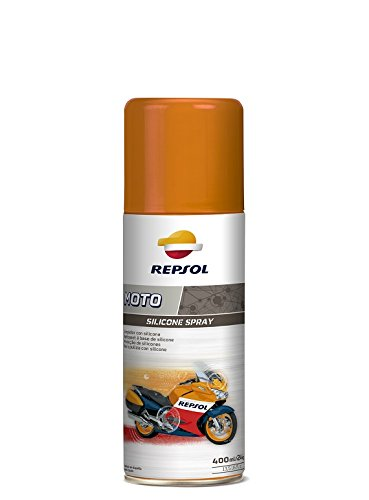 REPSOL Moto Silicone Spray, 400ml