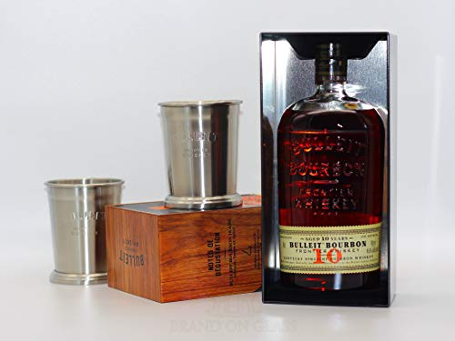 Bulleit Bourbon 10 Años - 700 ml