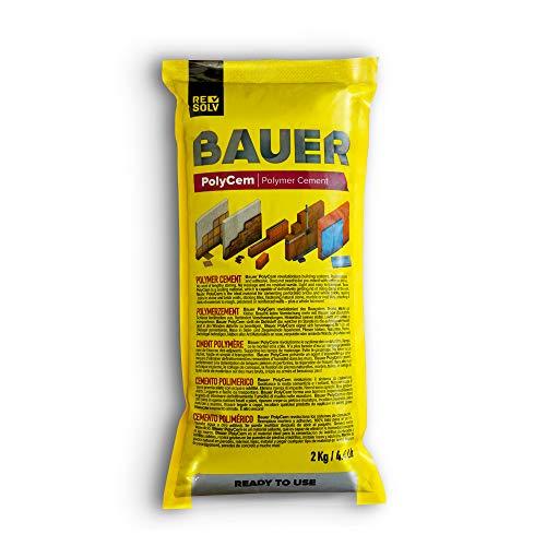 Resolv :: Bauer PolyCem - Cemento Polimerico Pronto all'Uso