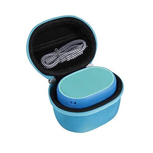 Hermitshell Reisetasche Eva Harter Fall Passt Sony SRS-XB01 tragbarer Bluetooth Lautsprecher (Blau)