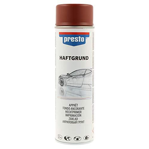 Presto 218217 Rallye-Spray, 500 ml, Haftgrund Rot
