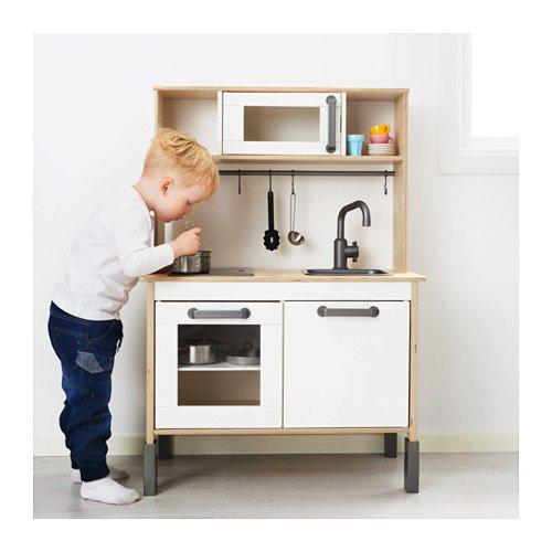 Ikea DUKTIG Spielküche Maße: 72x40x109 cm Ideal für Kleine Küchenmeister und die Ganze Familie. Kinderküche - 6