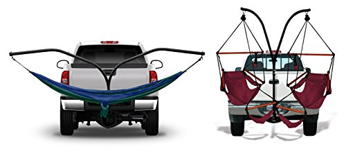 Hammaka 10314-KP Hammock Hitch Stand (Chairs & Hammock Not Included)