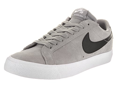 SB Zoom Blazer Low Schoen dust/black-whit