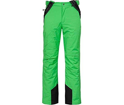 Bergson Herren Skihose Frosty Race, Classic Green [210], 54 - Herren