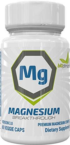 BiOptimizers Magnesium Breakthrough Supplement