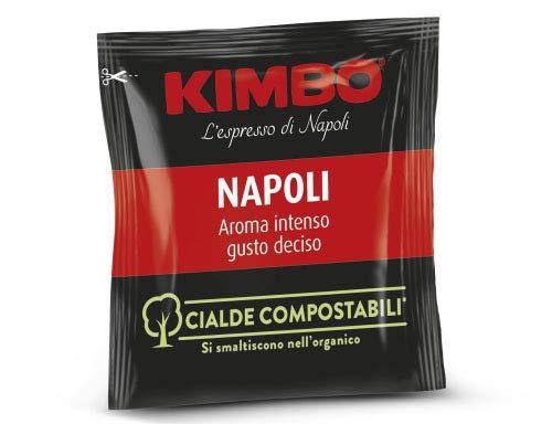 Kimbo Espresso 'Napoli', 100 ESE Pads / Pods / Cialde, 700 g