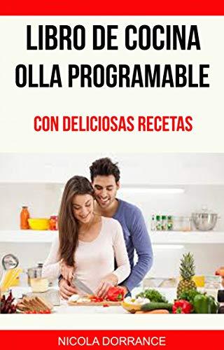 Libro de cocina Olla programable con deliciosas recetas