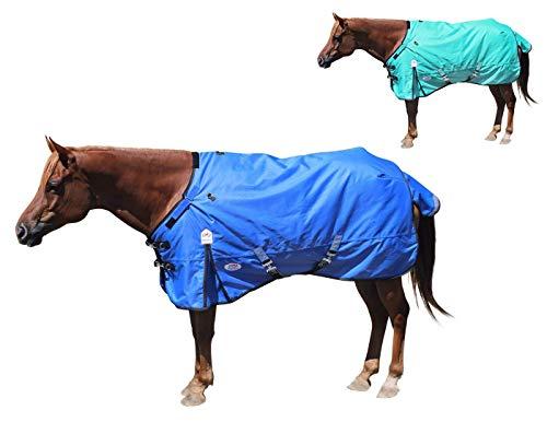 Derby Originals Nordic Tough 1200D Ripstop Waterproof Reflective Winter Horse Turnout Blanket 300g Heavy Weight