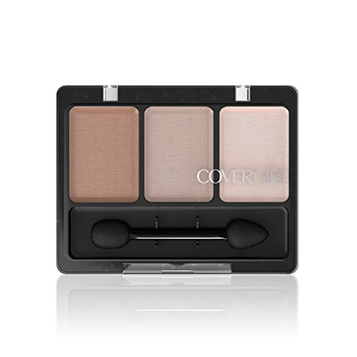 Covergirl Eye Enhancers Eyeshadow Kit, Shimmering Sands, 3 Colors