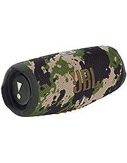 JBL CHARGE5 Bluetoothスピーカー 2ウェイ・スピーカー構成/USB C充電/IP67防塵防水/パッシブラジエーター搭載/ポータブル/2021年モデル スクワッド JBLCHARGE5SQUAD 【国内正規品/メーカー1年保証付き】
