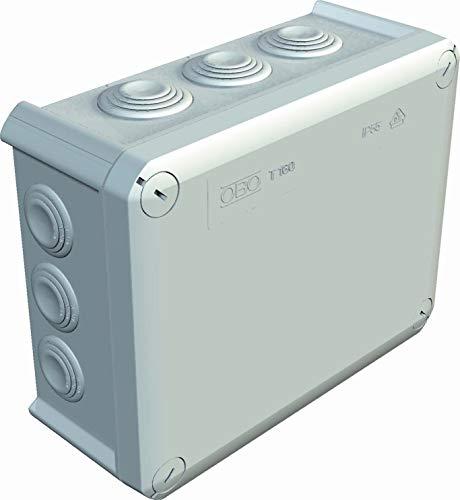 BETTERMANN Kabelabzweigkasten T 160, IP66, 190 x 150 x 77 mm