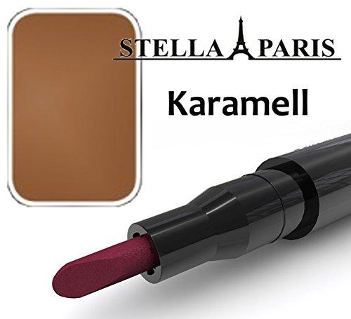 Stella Paris Permanent Lippenstift No. 54 Karamell