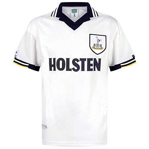 Score Draw Tottenham Home Retro Trikot 1993-1995 - XL