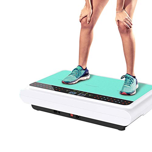 Review Of Vibration Platform Machines Slimming Slimming Machine Weight Loss Shake Machine chop Meat ...