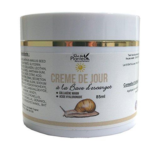 Crème de jour à la Bave d'Escargot 85ml