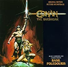 Conan The Barbarian: Original Motion Picture Soundtrack by unknown (1992-11-10)