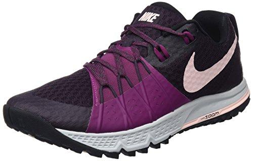 Nike Air Zoom Wildhorse 4, Zapatillas de Running para Mujer, Negro (Oporto/Gaulteria/Negro 601), 38 EU