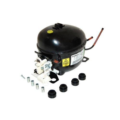 1/10Hp R600A Compressor voor Bauknecht Koelkast Vriezer Equivalent aan - 481236038764